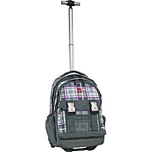 Школьный рюкзак на колесах Take It Easy Madrid Килт