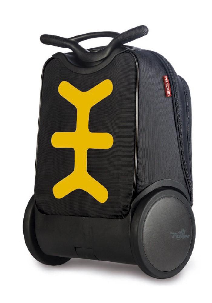 Рюкзак на колесах Nikidom XL Supergirl Испания арт. 9325 (27 литров), - фото 2